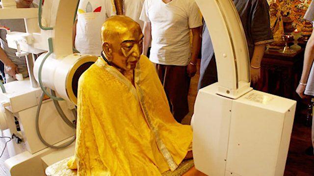 Une «momie dorée» vieille de 1000 ans avec des os et le cerveau parfaitement préservés étonne les experts