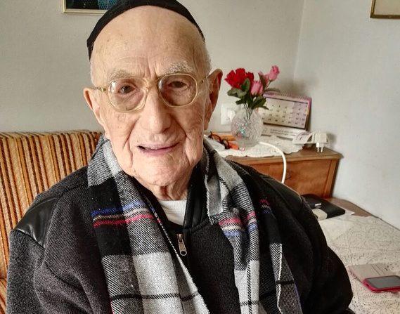 Israël: l'homme le plus vieux du monde est mort à l'âge de 113 ans