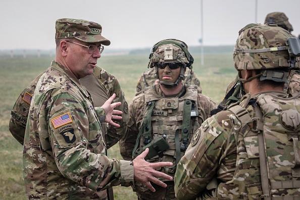 La Pologne, «centre de gravité» en Europe pour l'armée américaine