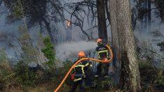 Ces feux qui continuent de piéger les pompiers