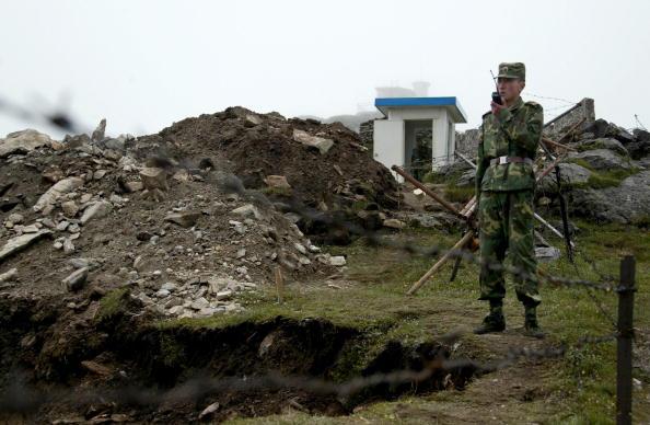 Présence militaire indienne accrue à la frontière avec la Chine