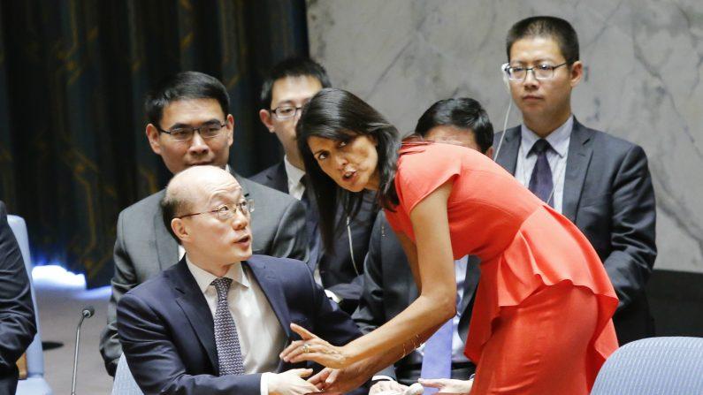 La Chine vote en faveur des sanctions contre la Corée du Nord: mais à quel point les appliquera-t-elle?
