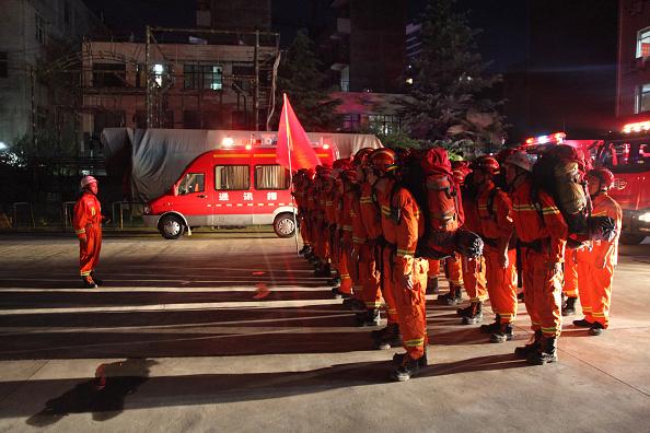 Le Sichuan touché par un séisme de magnitude 6.5