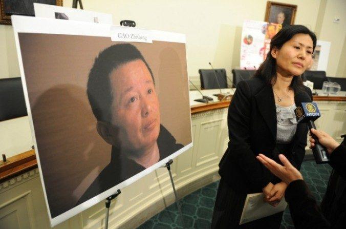 Gao Zhisheng, le célèbre avocat des droits de l'homme chinois, est retrouvé emprisonné à Pékin après sa disparition pendant trois semaines