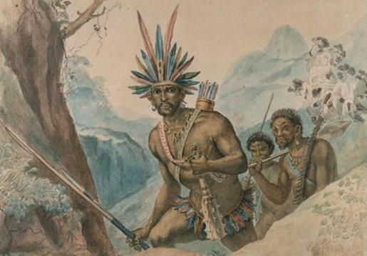 Des Éthiopiens en Amérique du Sud: retracer les artefacts et les témoignages culturels des anciens voyageurs d'Afrique de l'Est