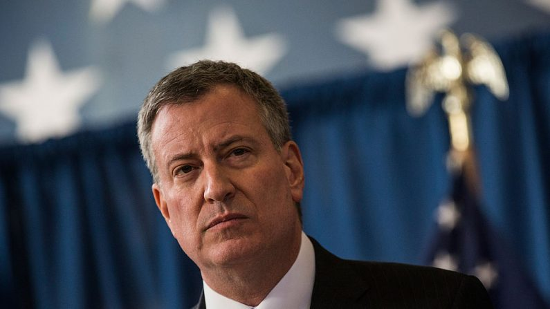 New York: le maire bien parti pour se faire réélire