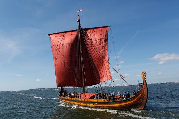 La pierres de soleil, le GPS viking