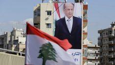 Le président libanais reçu lundi à l'Élysée