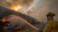 Etats-Unis: l'état d'urgence déclaré suite à de violents incendies dans l'ouest