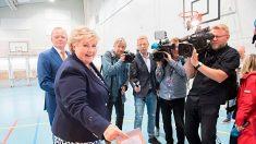Norvège: courte majorité pour les conservateurs