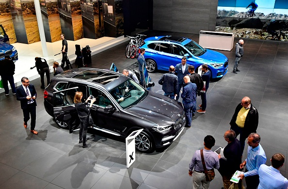 Salon de Francfort 2017: si les voitures se ressemblent, c'est une stratégie