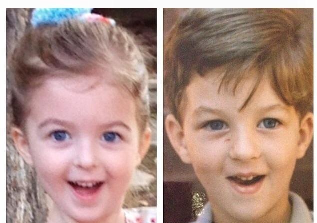 15 photos de parents et d'enfants étonnamment semblables… le #8 est incroyable!