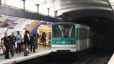 L'air du métro parisien, jusqu'à six fois plus pollué que les abords du périphérique