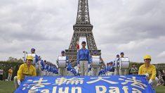 Parade européenne du Falun Gong : un message de bienveillance dans les rues de Paris