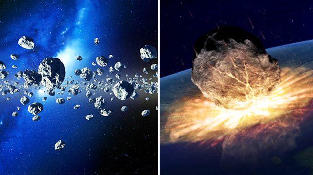 À la recherche des «étoiles de la mort»: des scientifiques étudient comment certains corps célestes projettent des comètes qui viennent ensuite s'écraser sur Terre