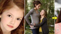 Vous rappelez-vous du bébé de 'Twilight' Renesmee Cullen ? C'est une superbe fille de 16 ans maintenant !