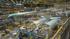 Boeing parie sur l'avenir