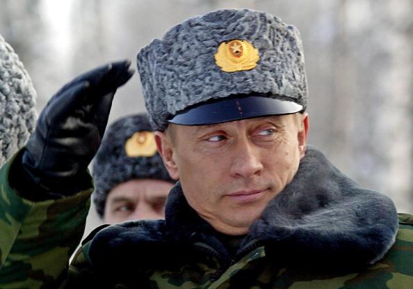Poutine candidat à sa réélection en 2018