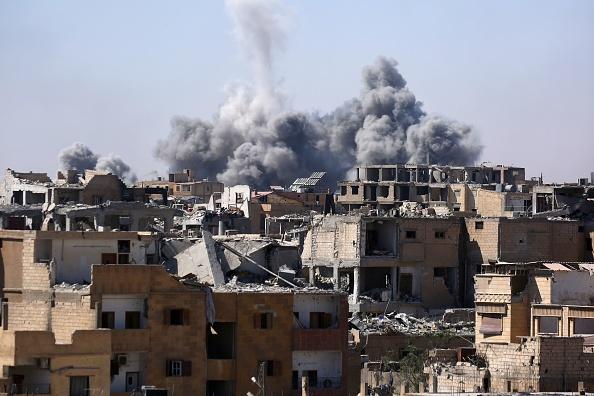 Raqa: la bataille touche à sa fin