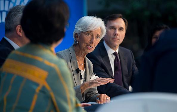 Christine Lagarde: réduire les inégalités en s'attaquant aux disparités homme-femme