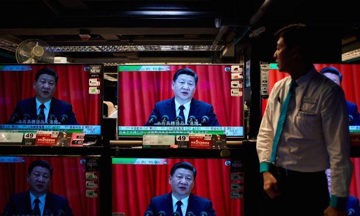 La Chine confirme ses velléités de conquête du monde, menée par un Xi tout puissant