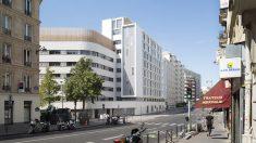 Une résidence sociale dans le XIIIème arrondissement