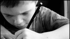 L'écriture en miroir chez l'enfant de 5 à 6 ans