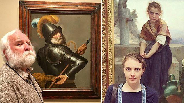 12 personnes découvrent leur sosie dans des musées. Vous devriez vraiment jeter un œil au numéro 5!