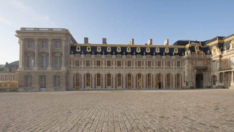 La rénovation du pavillon Dufour, installe le château de Versailles dans la modernité