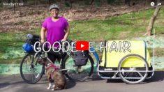 Une ado surmonte ses peurs et ses doutes en parcourant l'Amérique du Nord en vélo et se redécouvre