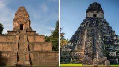 Étrange coïncidence : ces pyramides se ressemblent beaucoup, mais se trouvent à 14 000 kilomètres de distance