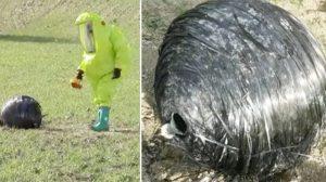 Des « boules spatiales extraterrestres » se sont écrasées dans un village espagnol – Les gens sont terrifiés, mais les experts ont des opinions différentes