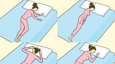Ces 6 positions de sommeil révèlent votre personnalité mais elles ont aussi un impact sur votre santé !
