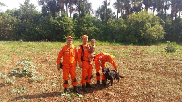 Ce chien est un héros, il a fait en 25 minutes ce qu'une équipe de sauvetage n'a pas pu réaliser en quelques heures