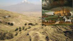 Les experts prétendent savoir où se trouve l' «Arche de Noé»