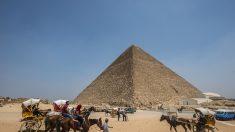 Polémique autour de la pseudo découverte d'une cavité dans la pyramide de Khéops