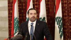 Hariri accepte l'invitation à se rendre en France