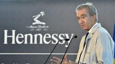 Bernard Arnault et le géant mondial du luxe LVMH cités dans les