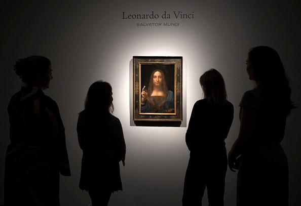 Un «Vinci» aux enchères à New York