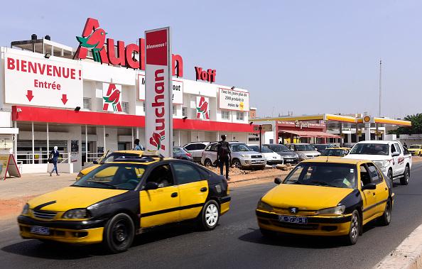 Alliance stratégique entre Auchan et Alibaba — Chine