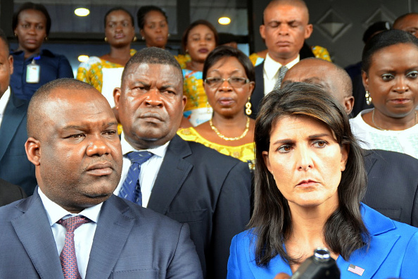 L'ONU met en garde Kinshasa contre «d'éventuelles violation des droits de l'homme»
