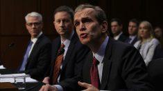 Facebook, Twitter et Google passent un mauvais quart d'heure au Congrès