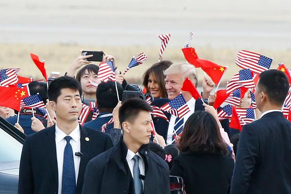 Chine: Trump évoque «Une soirée inoubliable» dans son tweet