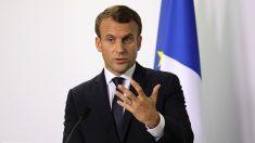 Visite surprise de Macron en Arabie pour faire baisser la tension avec l'Iran