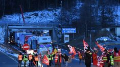 Les routiers se mobilisent contre le travail détaché en France