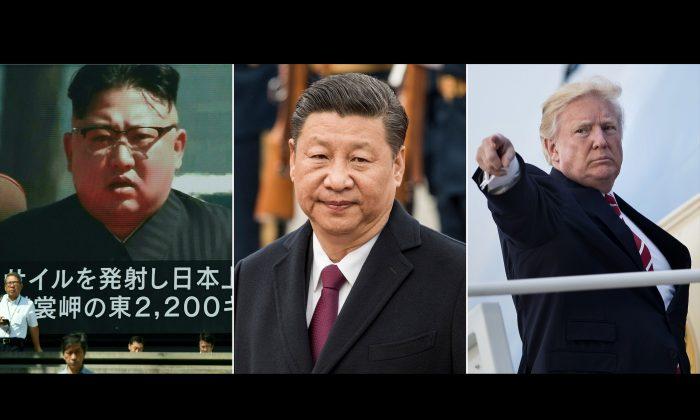 Pour Pékin, la vraie menace ne vient pas de la Corée du Nord mais des États-Unis