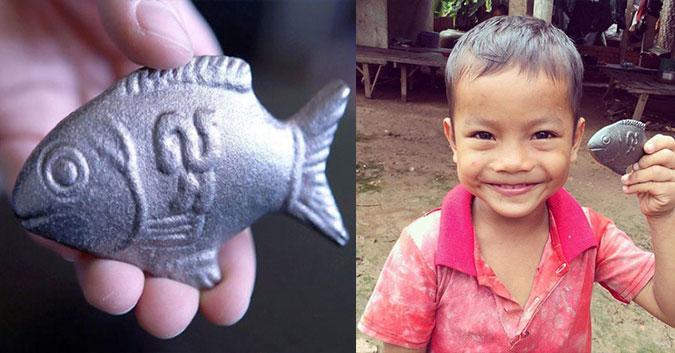 Ce poisson de fer sauve des millions de vies autour du monde