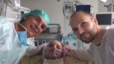 Première mondiale: il est sauvé grâce à la greffe totale de peau de son frère jumeau