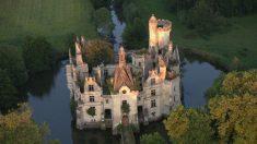 Des milliers d'internautes du monde entier se mobilisent pour sauver un château français