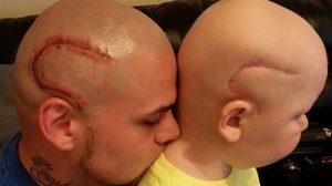 Ce que ce père a fait pour aider son fils atteint de cancer à regagner sa confiance en lui est incroyablement touchant